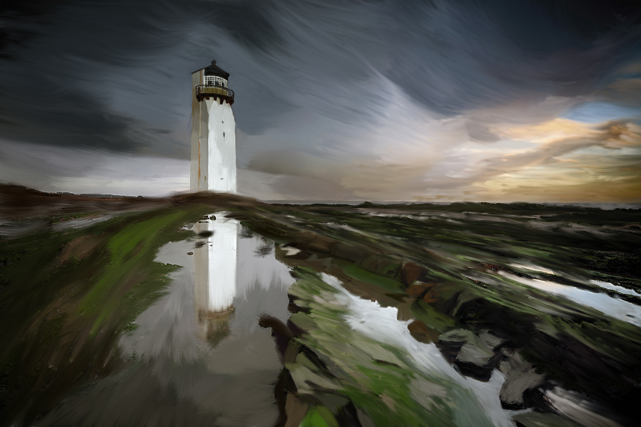 stormness lighthouse (2017)